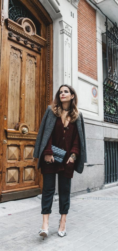 17 Ideas to Add Burgundy to Your Outfits