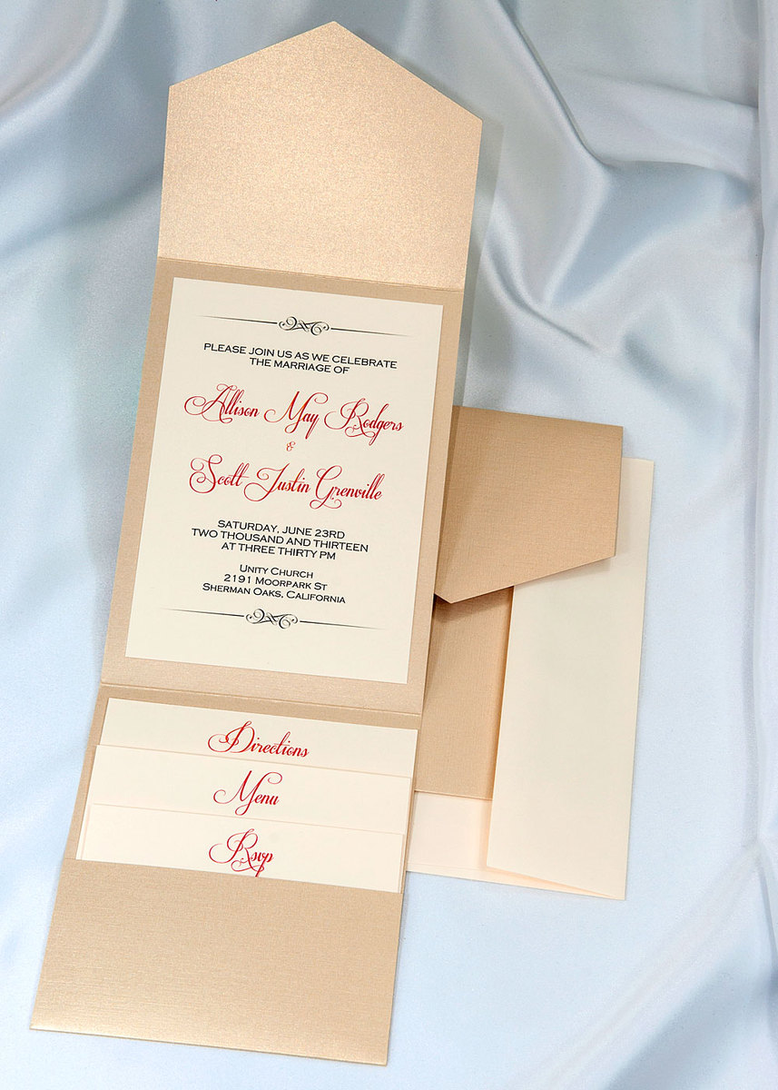 Do It Yourself Invitations