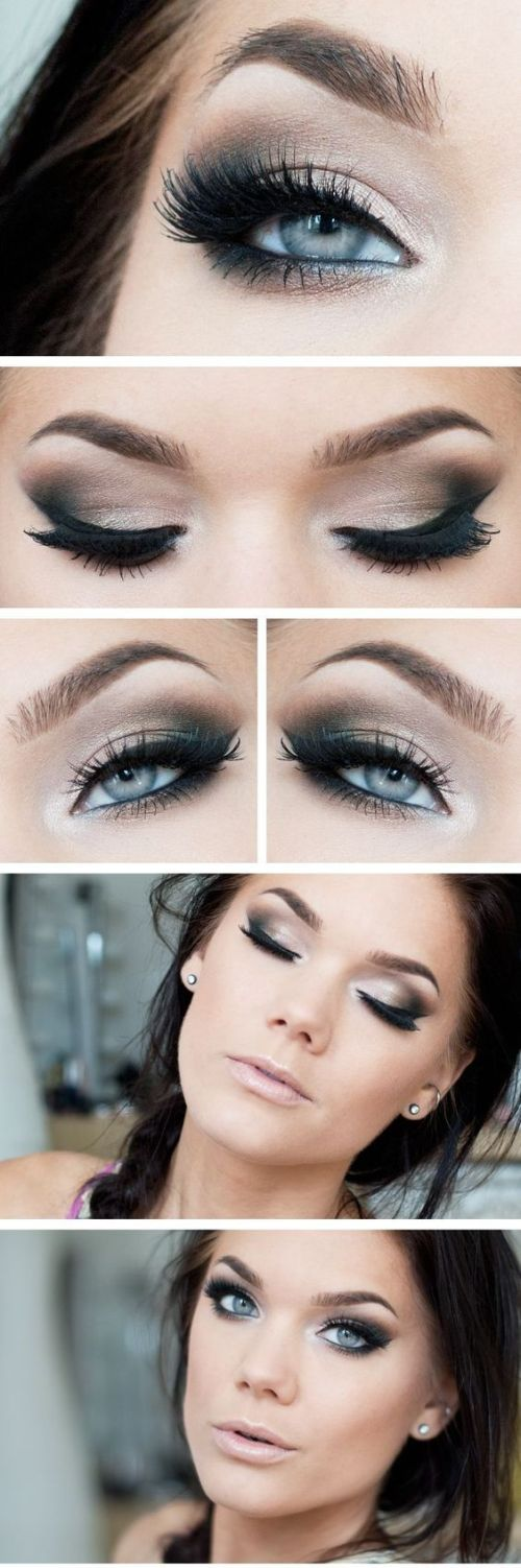 10 Awesome Eye Makeup Looks for Blue Eyes – FlawlessEnd