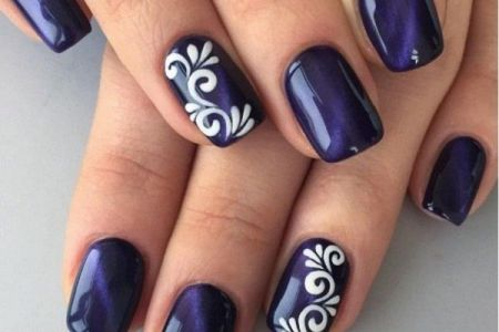 of the hottest must have almond nail designs of almond nail design beautiful nail designs for weddings bridal nail art ideas you ve got the dress the veil