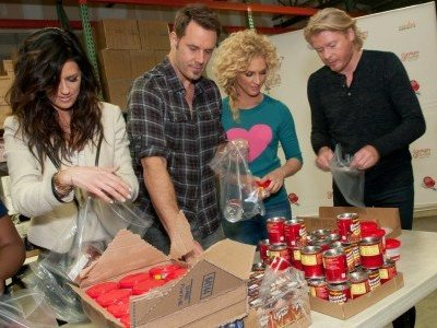 Country Superstars Little Big Town Join the Fight to End Child Hunger