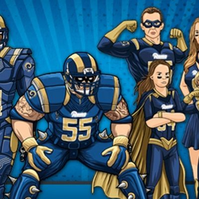 For the Love of the Game: Why We Defend Our Turf as a St. Louis Rams Family