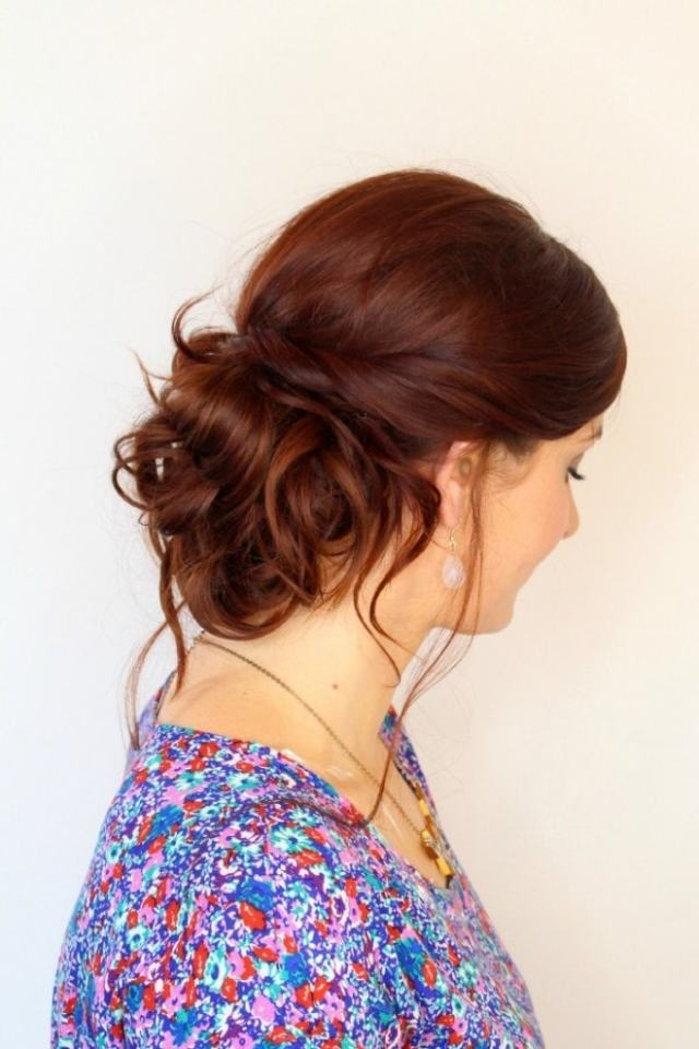 Bridal Hairstyles  You  Can  Do  Yourself  Pretty Extraordinary