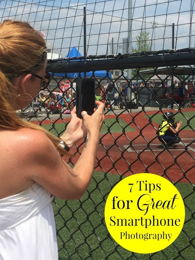 7 Tips for Great Smartphone Photgraphy