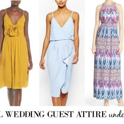 Affordable Wedding Guest Style