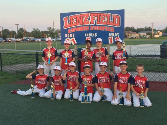 BaseballEagles Win