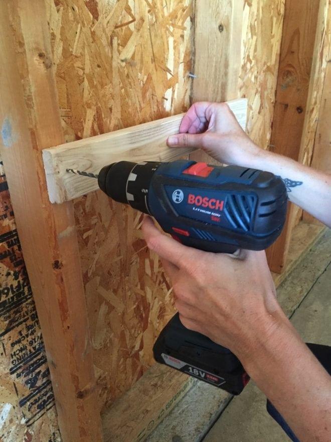 Bosch Easy DIY Garage Sports Storage