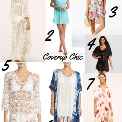 7 Summer CoverUps You'll Love