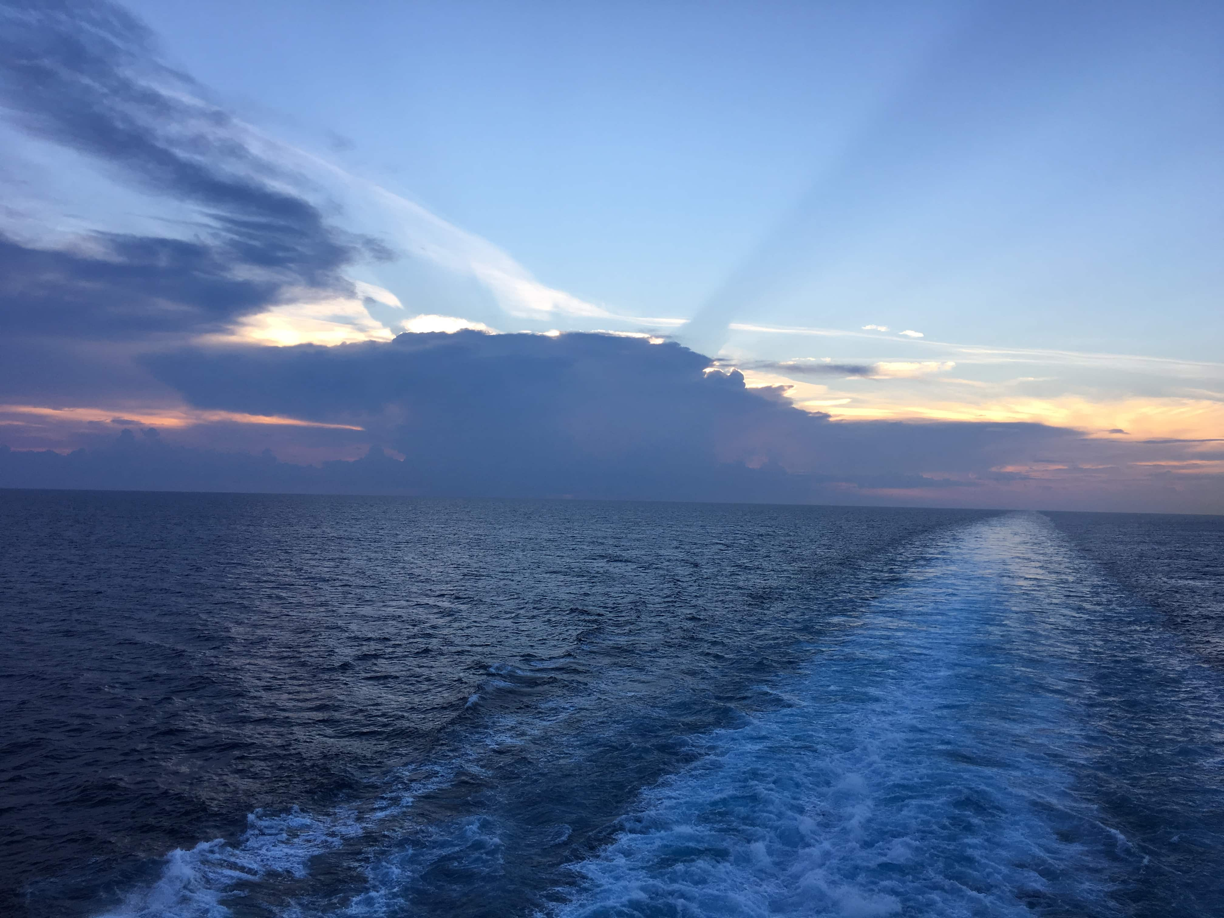 9 Reasons Cruising the Carnival Magic Good for Adults - Sunset