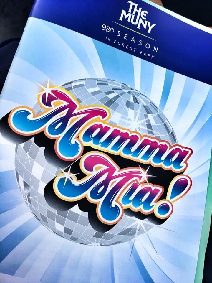 Meet Me at the Muny - Mamma Mia