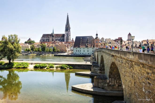 Road Trip Through the Alps: Insider Tips for the Journey of a Lifetime: Regensburg