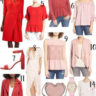 Best Pink and Red Finds for Valentine's Day