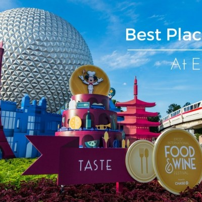 Best Places To Eat At Epcot (Sit down AND Quick Service)