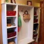 Storage and Organization in Your Mudroom – Guest Post by High Heels and a Hammer