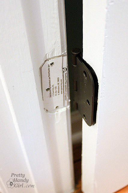 door problems shim hinges