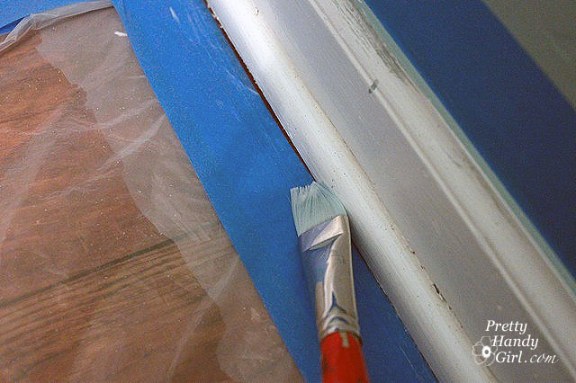 sealing painter tape