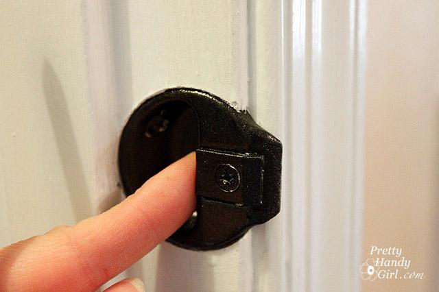 common door problems strike plate