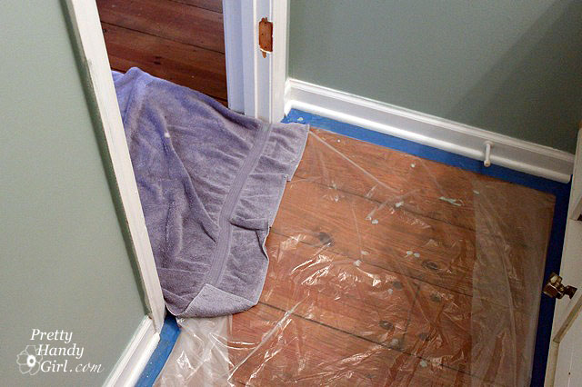 pro painting floors