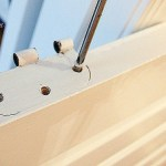 Removing Door Knobs, Latches and Hinges