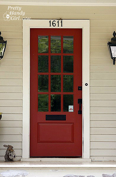 Crabby Apple - Favorite Red Paint Colors