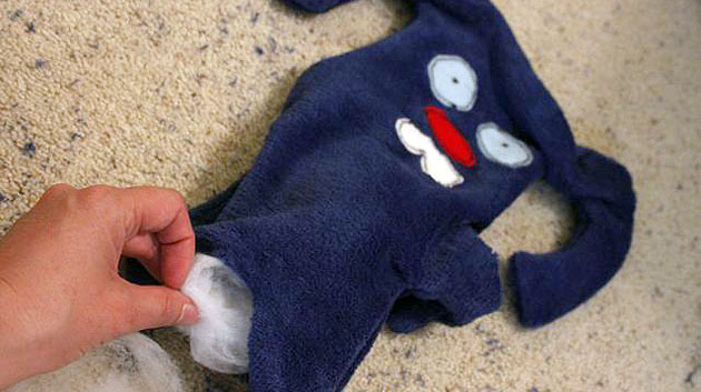 Monster Dolls Designed and Made by Your Kids | Pretty Handy Girl