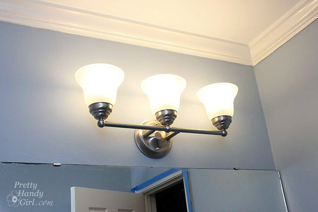 Changing Out a Light Fixture