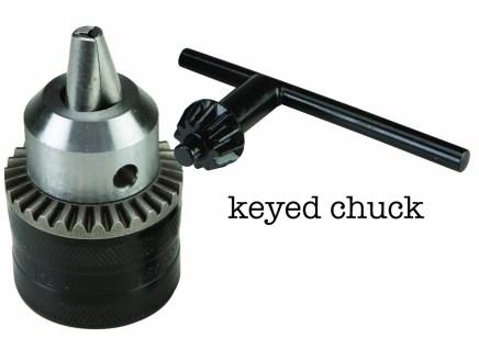 key and chuck