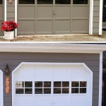 Adding Grilles to Garage Door Windows