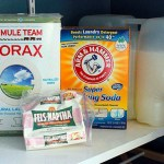 Clean Laundry – Miracle Stain Remover, Make Your Own Detergent and Dryer Balls