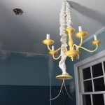How to Swag a Light Fixture