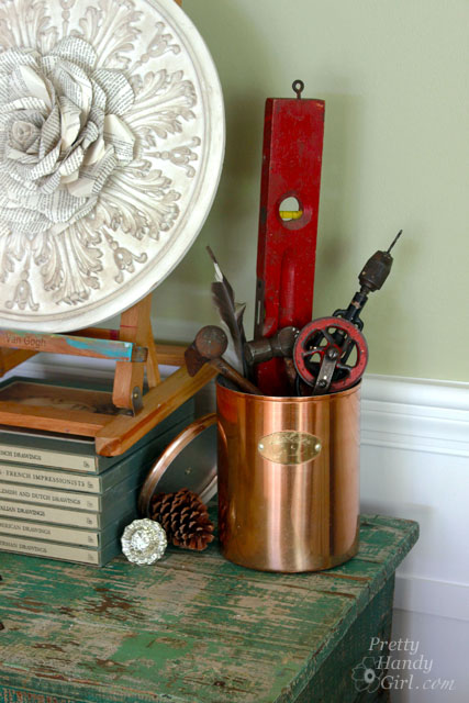 Copper_canister_Rustic_cabinet