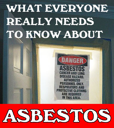 Asbestos Removal - Everything You Wanted to Know and More