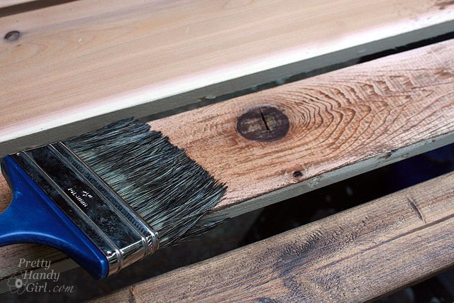 how to make old wood look new