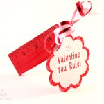 You Rule: Candy-Free Classroom Valentine Gifts