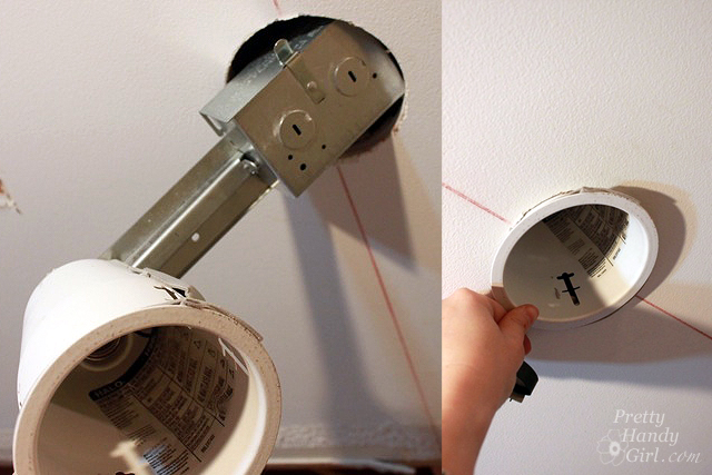 insert_recessed_light_into-ceiling