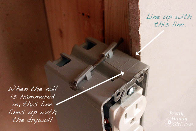 lines_on_outlet_box