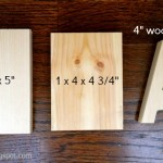 Kids Bookend Kit: Build your own bookend