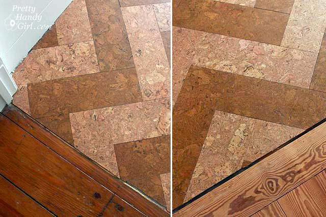 chevron_matching_wood_tones
