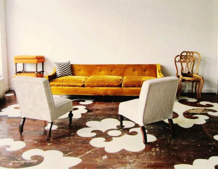 Remodelista_painted_floor