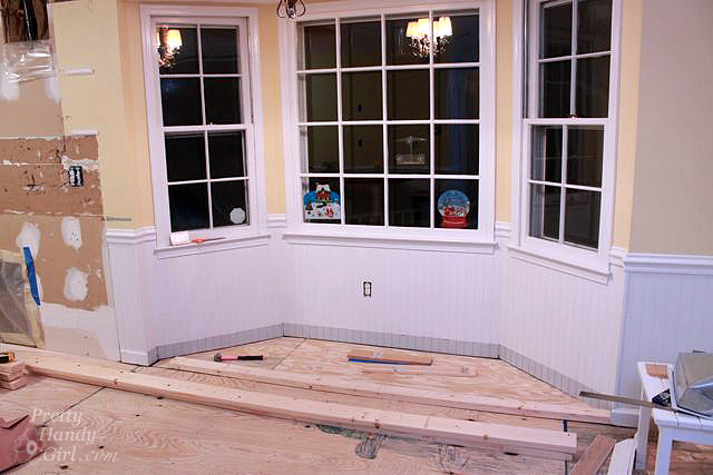 Cool Building A Window Seat With Storage In A Bay Window Pretty Gmtry Best Dining Table And Chair Ideas Images Gmtryco