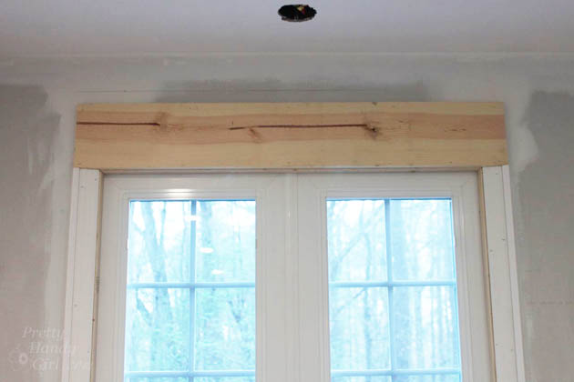 How to Frame and Install Window Casing and Trim by Pretty Handy Girl