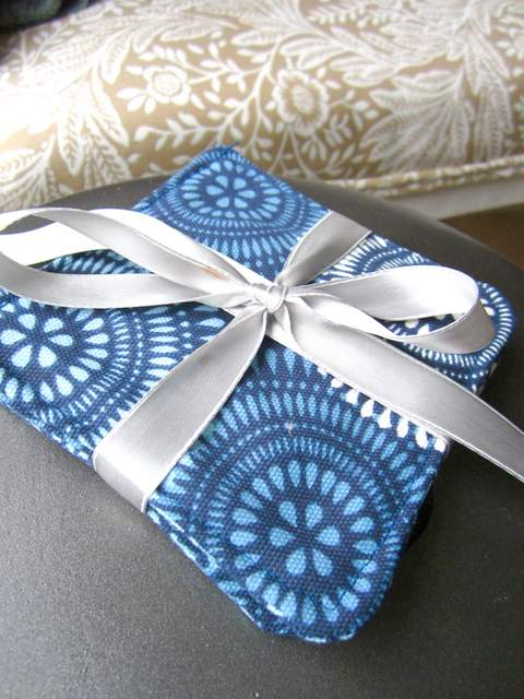 DIY Fabric Coasters