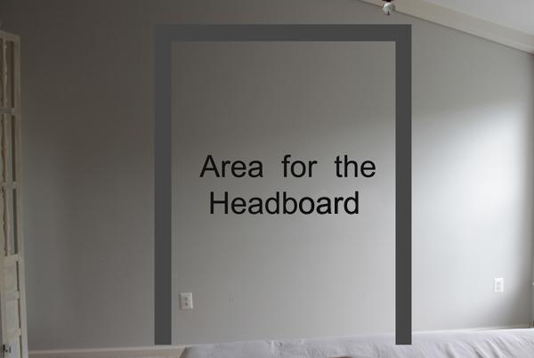 DIY Room Divider King Headboard