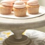 DIY Rustic Cake Stand Tutorial