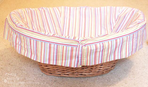 Laundry Fun Gift Basket | Pretty Handy Girl
