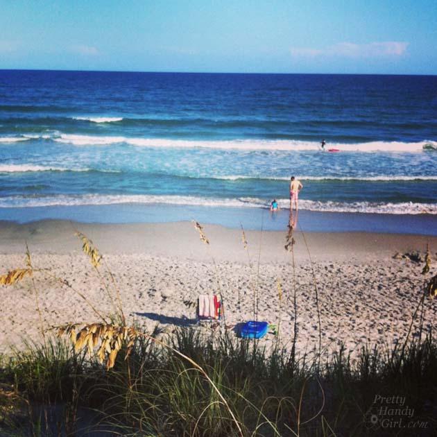 Topsail Beach | Pretty Handy Girl