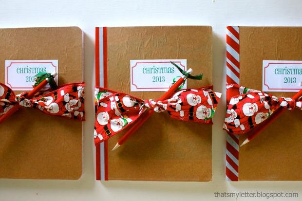 Christmas journal 1
