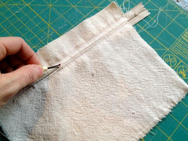 canvas tote pocket 1