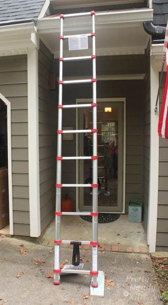 Xtend + Climb Telescoping Ladder Review | Pretty Handy Girl