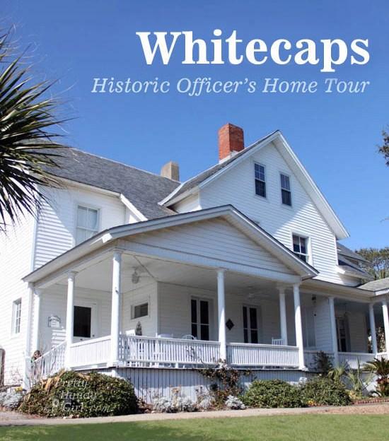 Whitecaps Tybee Island Home Tour | pretty handy girl